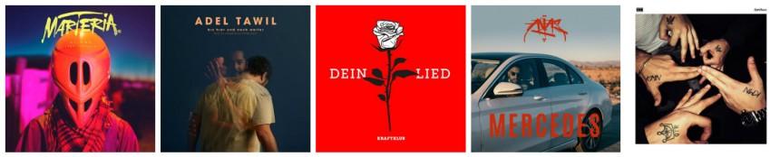 Neue-Singles-Alben-deutsche-Sänger-Rapper-2017