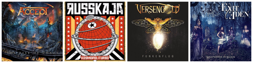 Neue-Metal-Rock-Alben-Wacken-Sommer-August-2017
