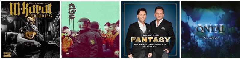 Deutsche-Musik-CD-Alben