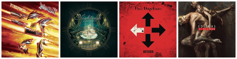 Neue-Rock-Alben