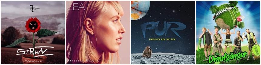 Neue deutsche Musik-Alben