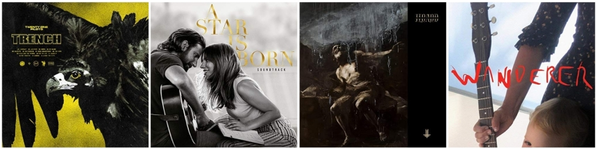 Album Charts 05 Oktober 2018