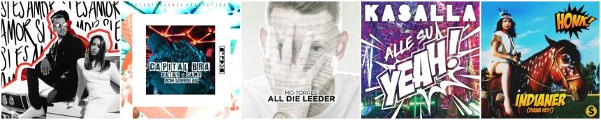 Deutsche Lieder 2018