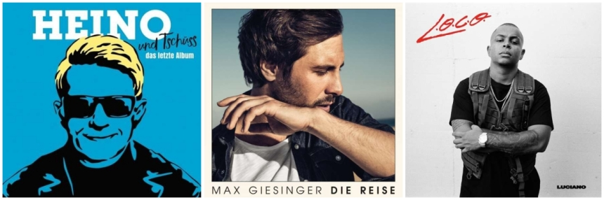 Album Neuheiten Deutschland