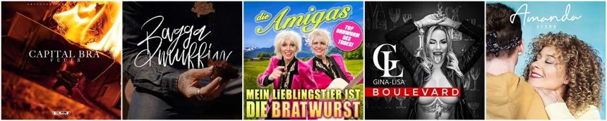 Deutsche Lieder Neuerscheinungen