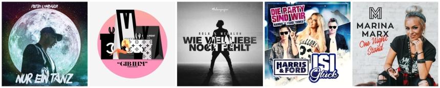 Deutsche Lieder 2019