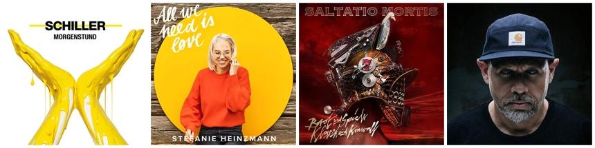 Musik Neuerscheinungen 22.03.2019