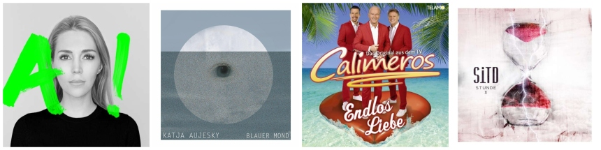 Deutsche Alben 10. Mai 2019