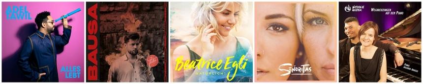 Deutsche Musik CDs 21. Juni 2019