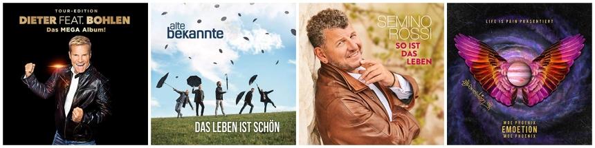 Deutsche Musik Juli 2019