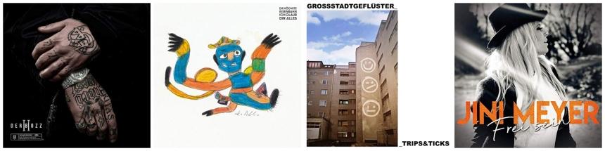 CDs 16. August 2019