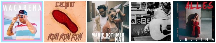 Deutsche Musik August 2019