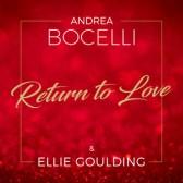 Andrea Bocelli - Return to Love