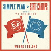 Simple Plan, State Champs, We The Kings - Where I Belong