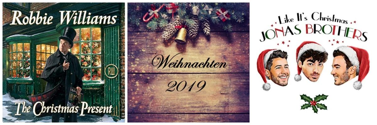 Weihnachten 2019 - Neue Weihnachtslieder   Musikfreitag