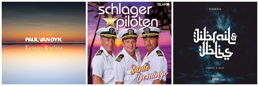 CD Neuerscheinungen 17.4.2020