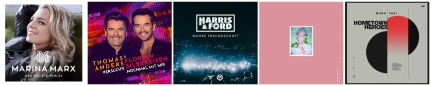 Neue Pop-Lieder 22.5.2020